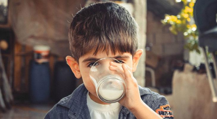 7 Benefits of Milk to Boost Children's Health